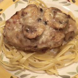 Chicken With Mushrooms
