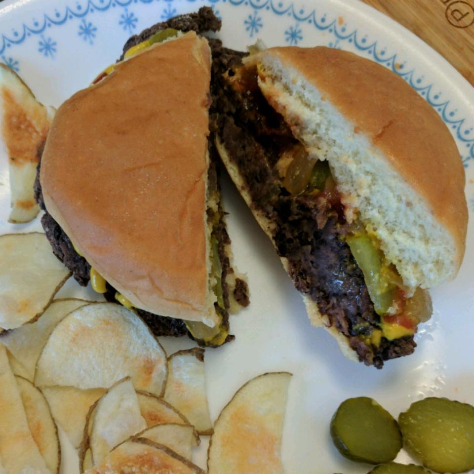 Smoky Black Bean Burgers Jvines