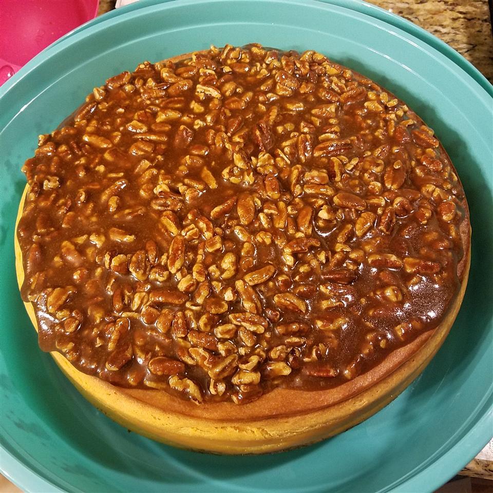 Sweet Potato Cheesecake MARBALET