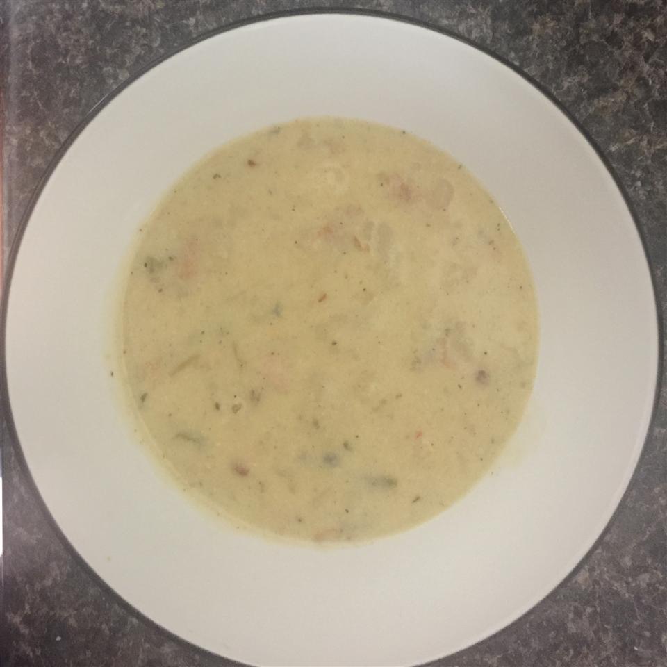 Quick Creamy Potato Soup