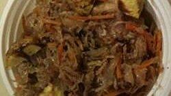 Slow Cooker Pork Chops and Sauerkraut