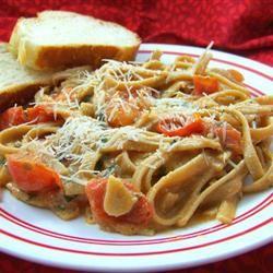 Roasted Cherry Tomato Pasta Scott Koeneman