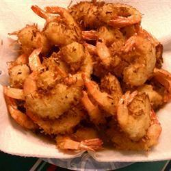 Coconut Shrimp I