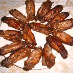 Andy's Five Pepper Chicken Wings ferweini