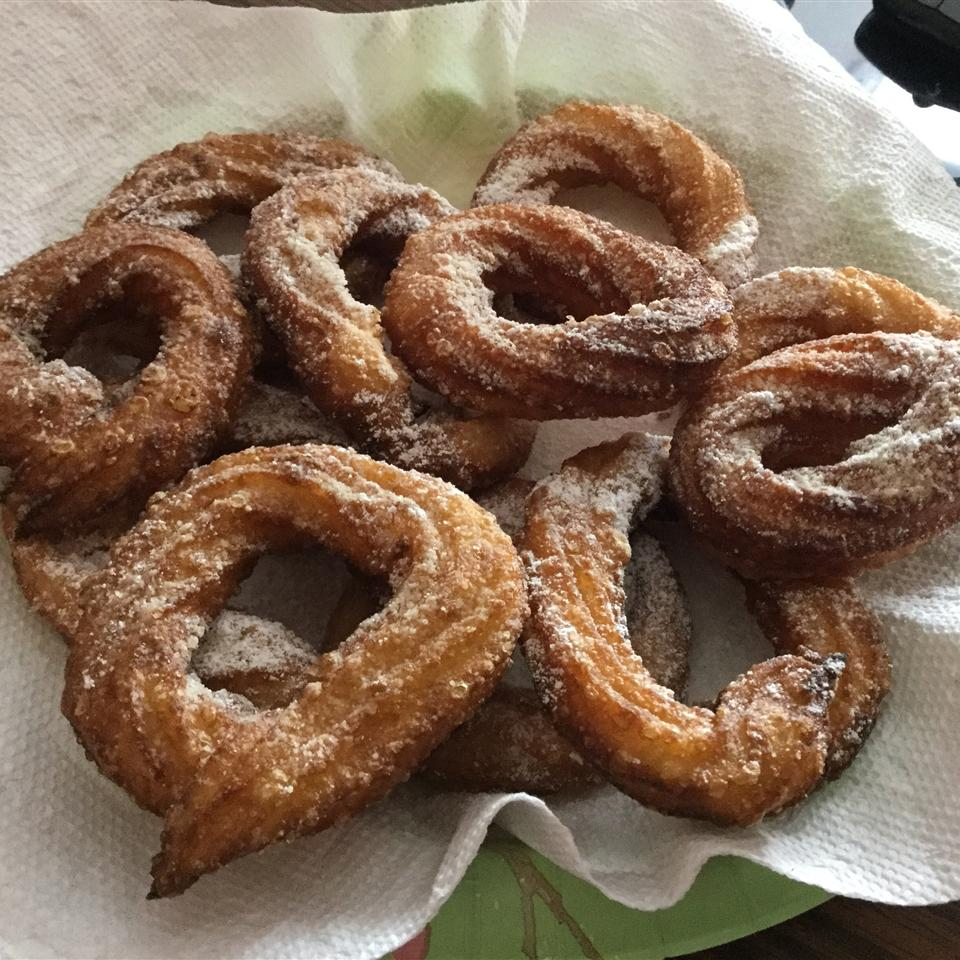 French Crullers Connie Walther