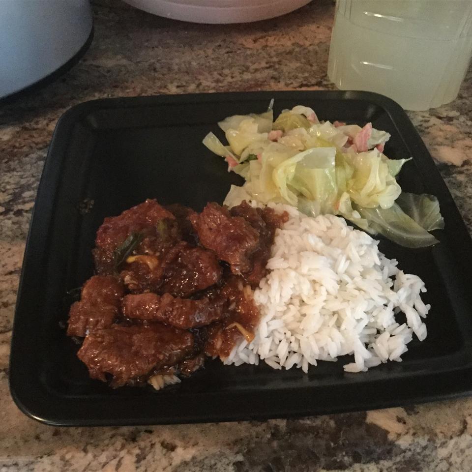 Slow Cooker Mongolian Beef Fay Watts