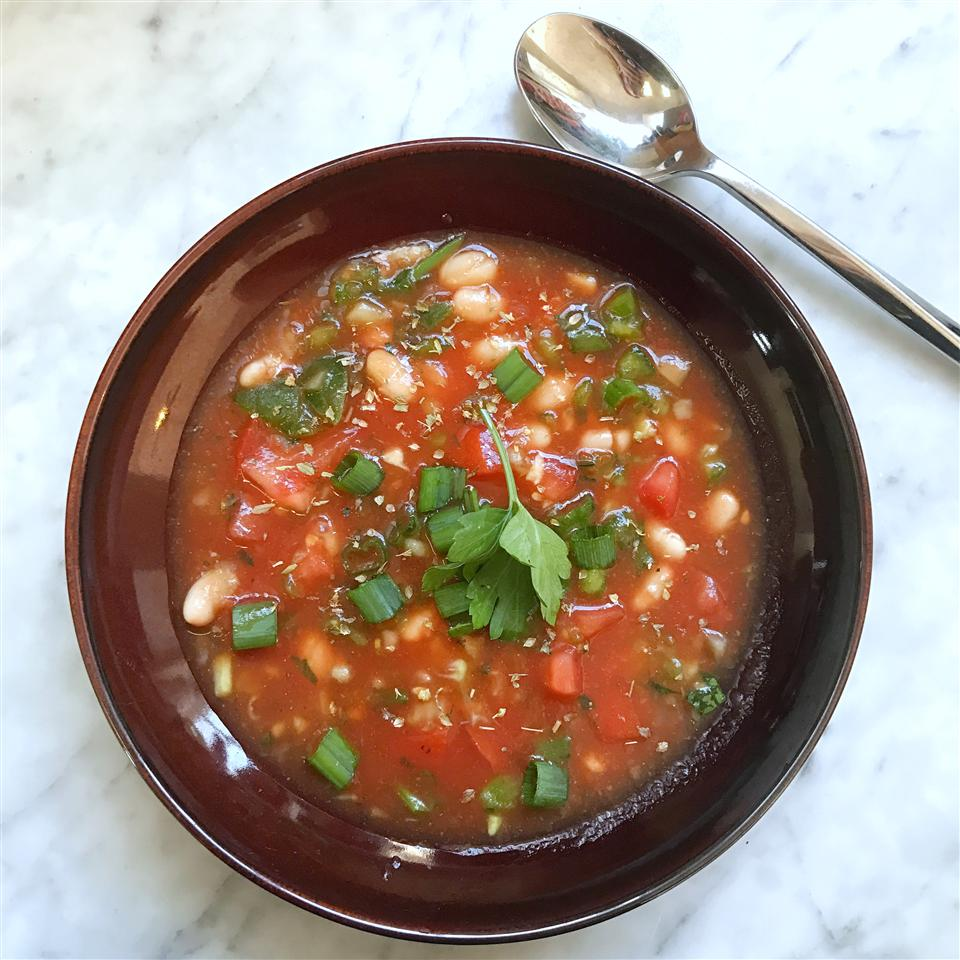 Andalusian Gazpacho fabeveryday