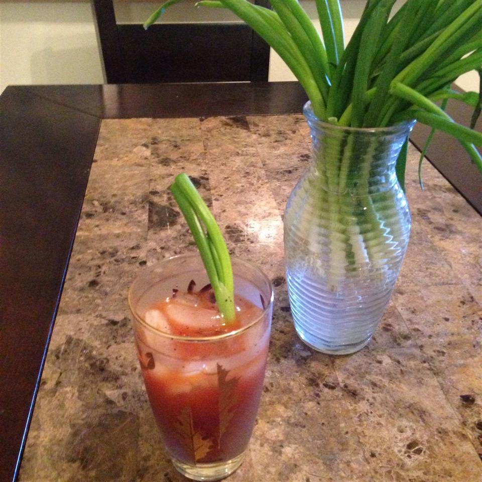 Homemade Bloody Mary Mix Diane Nicholson