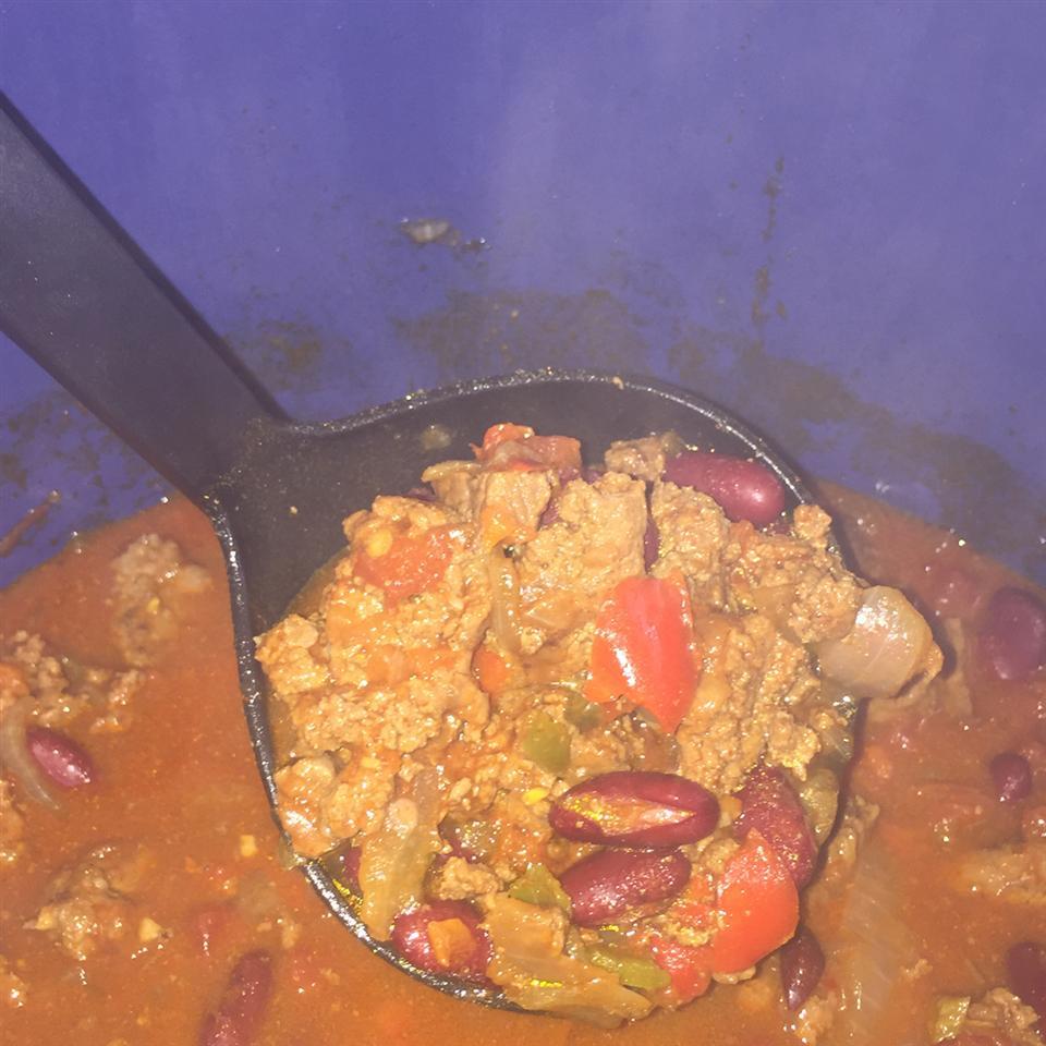 Pressure Cooker Chili