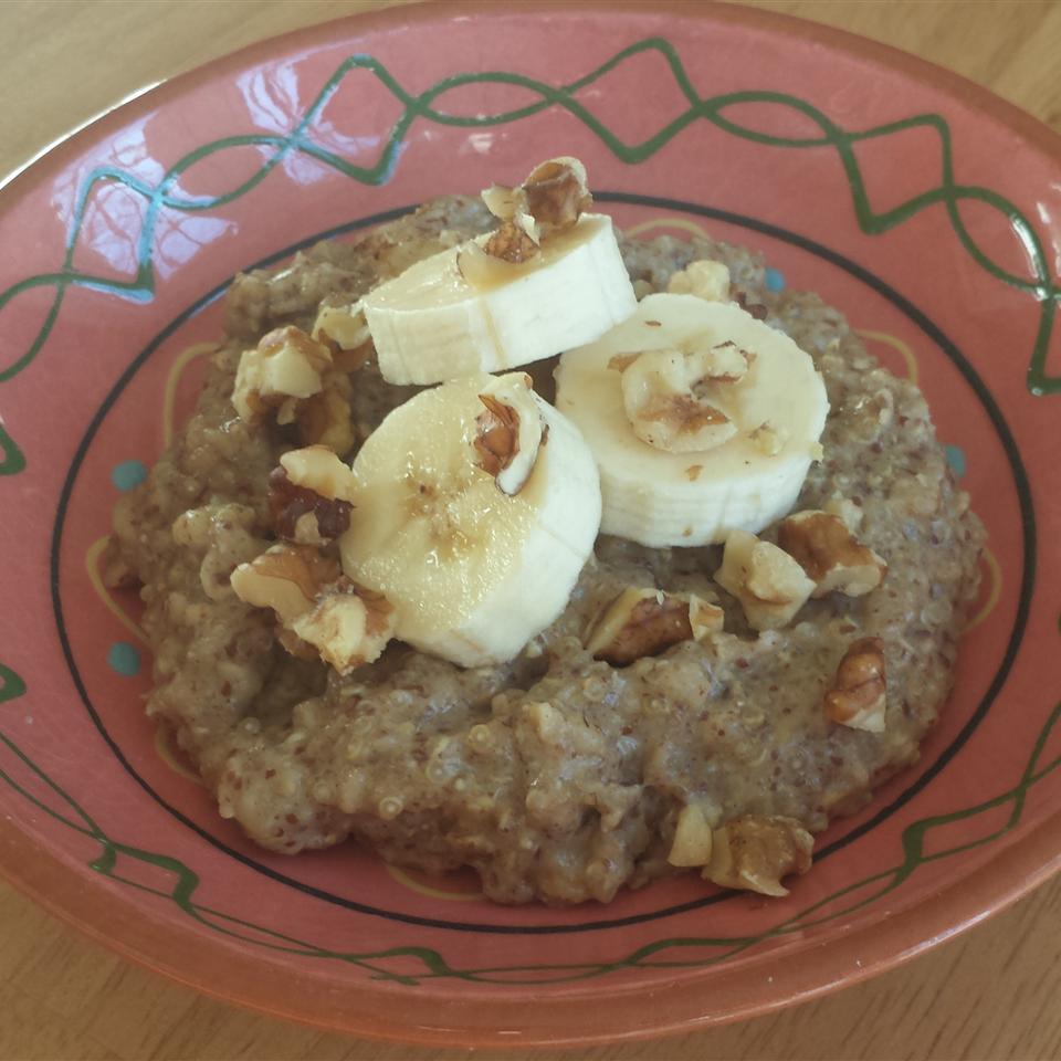 Good-Morning Banana Nut Cereal