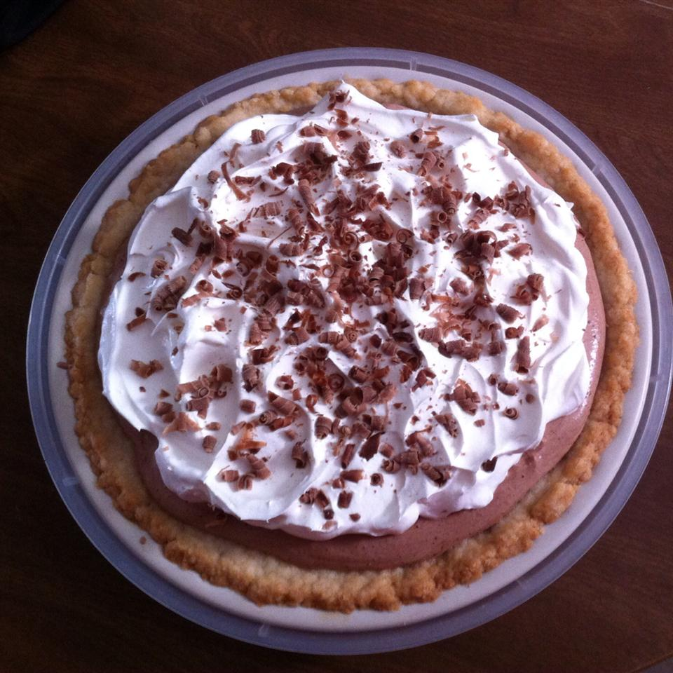 Krissy's Easy Chocolate Triple Layer Pie CookGoodFood