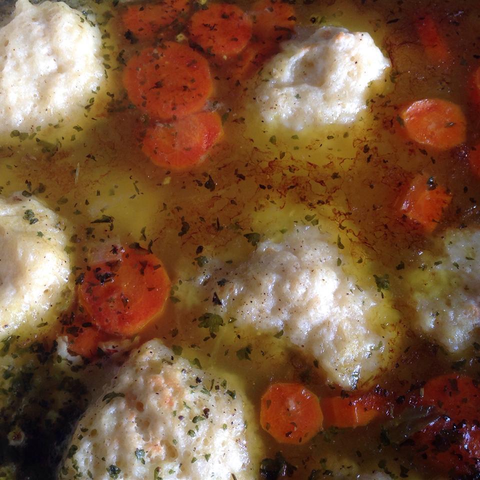 Mom's Simple Dumplings Lee M. Longo