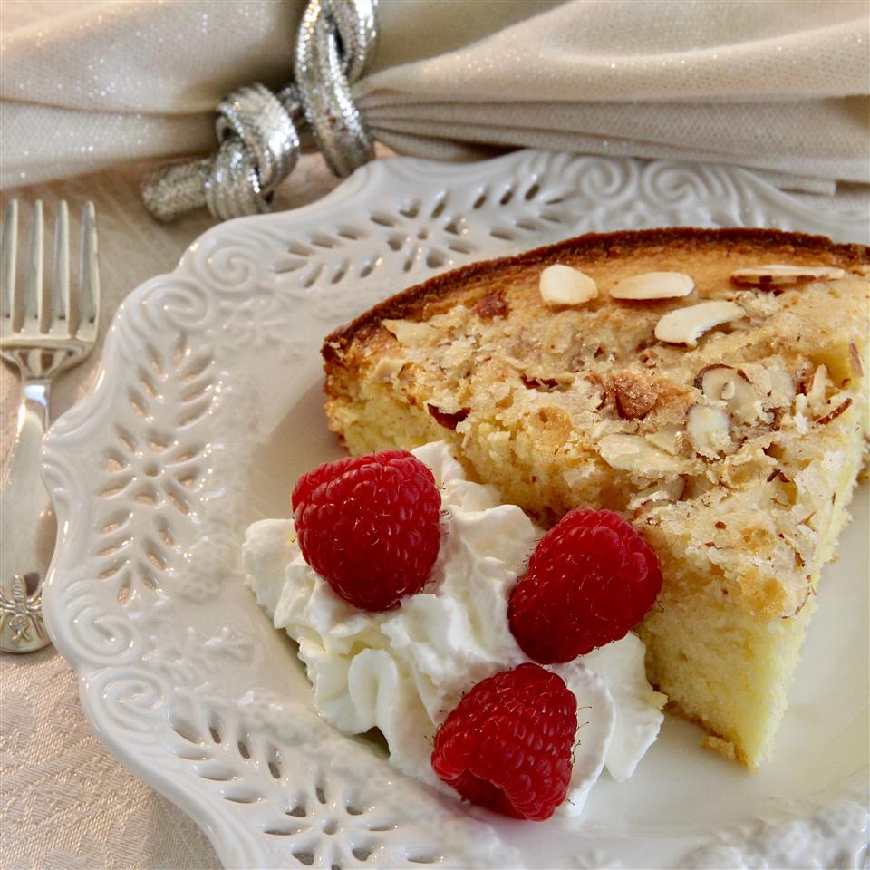 Almond Crunch Pound Cake