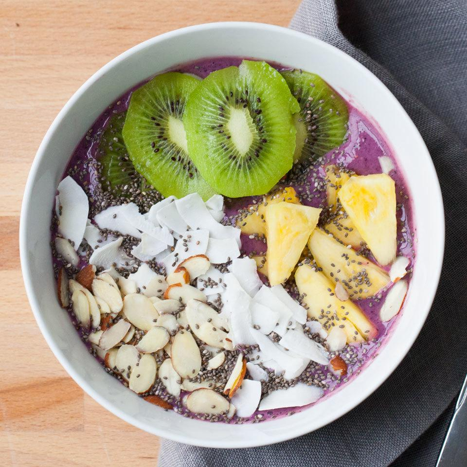 Vegan Smoothie Bowl Allrecipes Trusted Brands