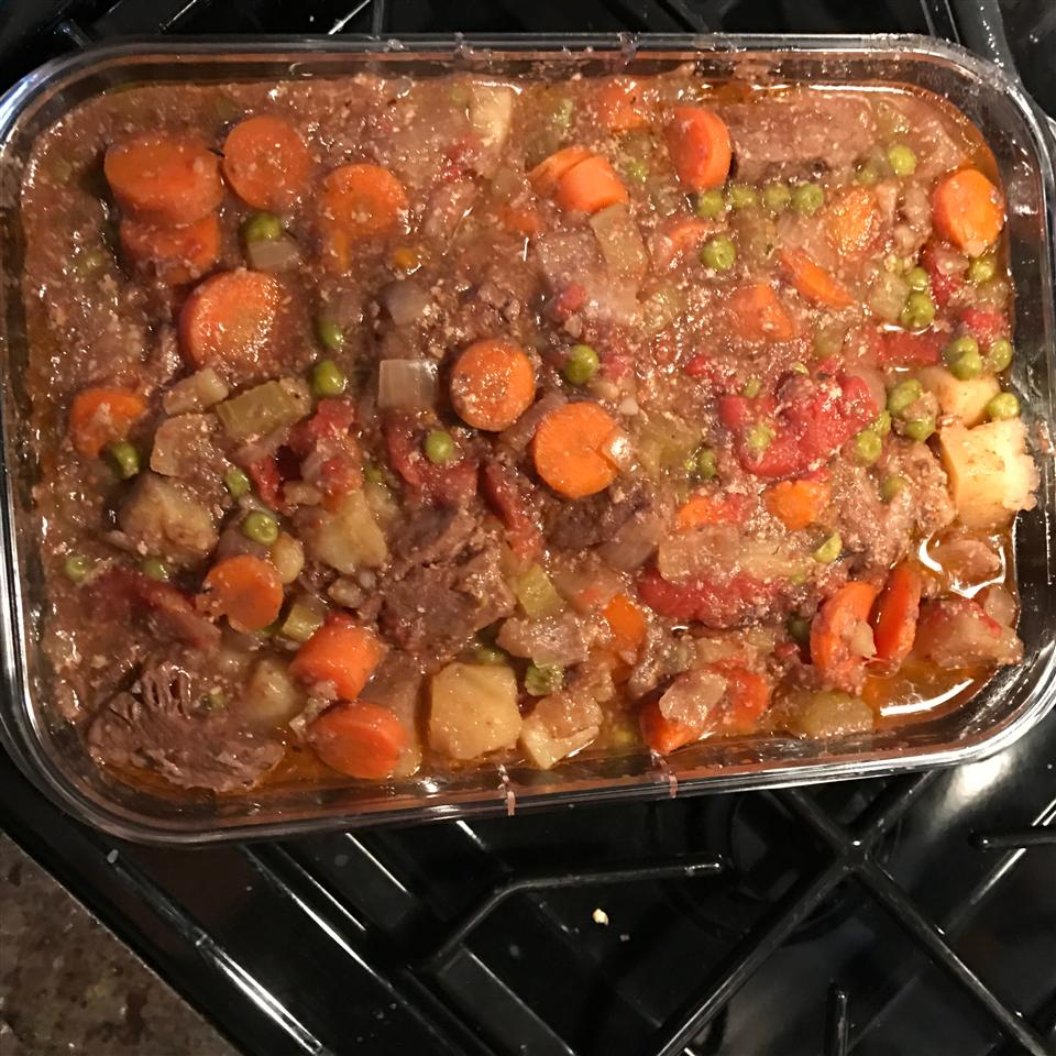 Christmas Eve Beef Stew
