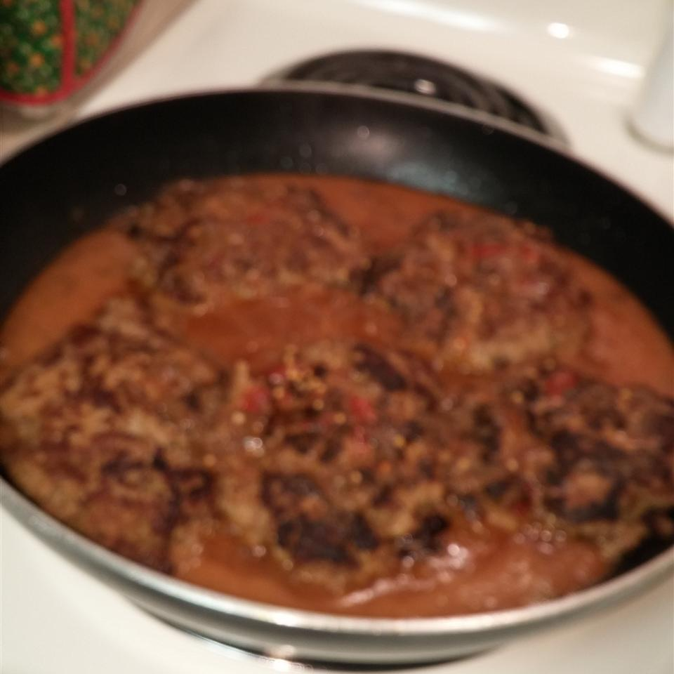Salisbury Steak Carol Langston