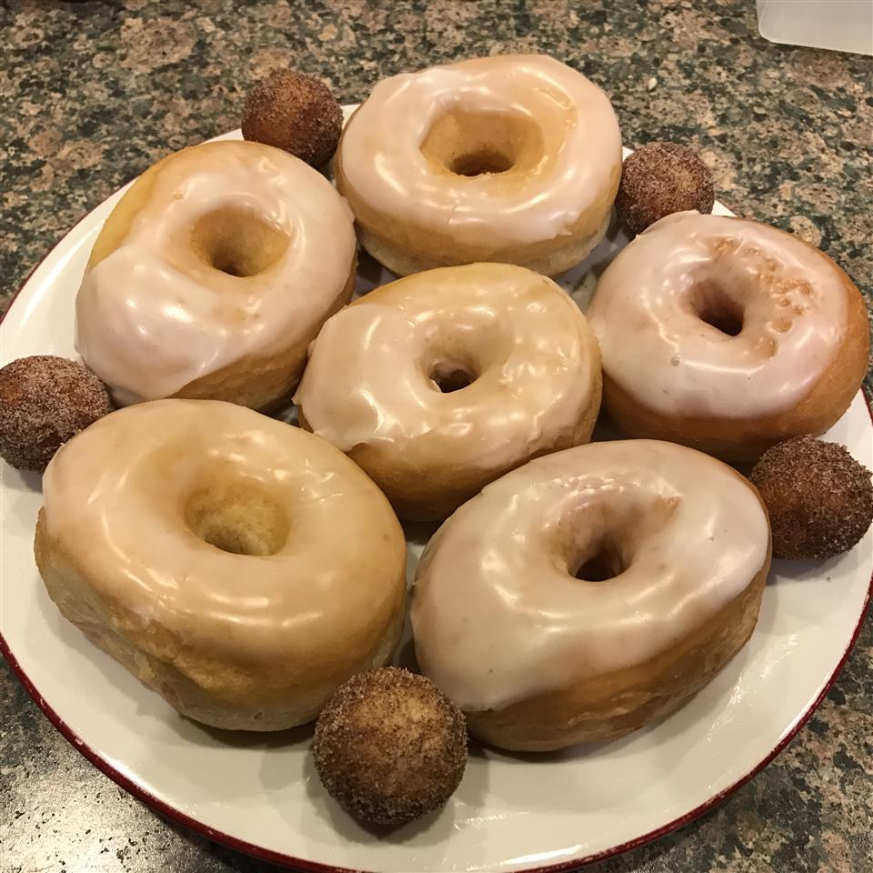 My Mom's Raised Doughnuts
