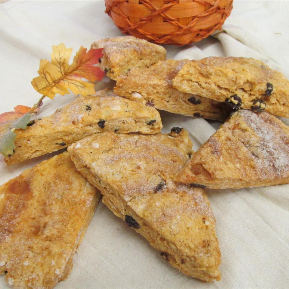 Delicious Sweet Potato Scones
