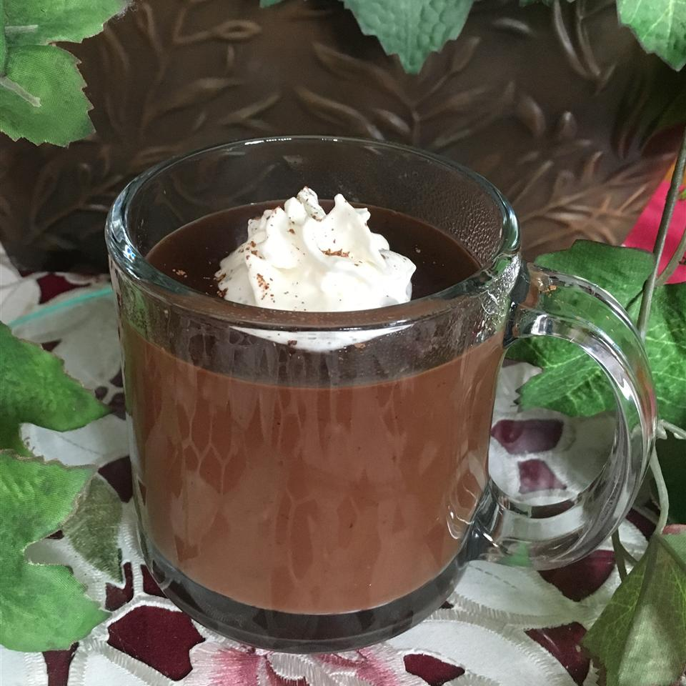 Cioccolata Calda (Hot Chocolate Italian-Style) Yoly