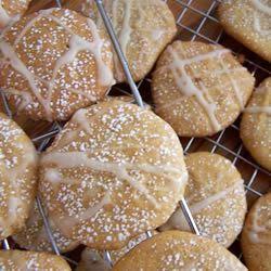 Old German Honey Cookies captainjackysparrow