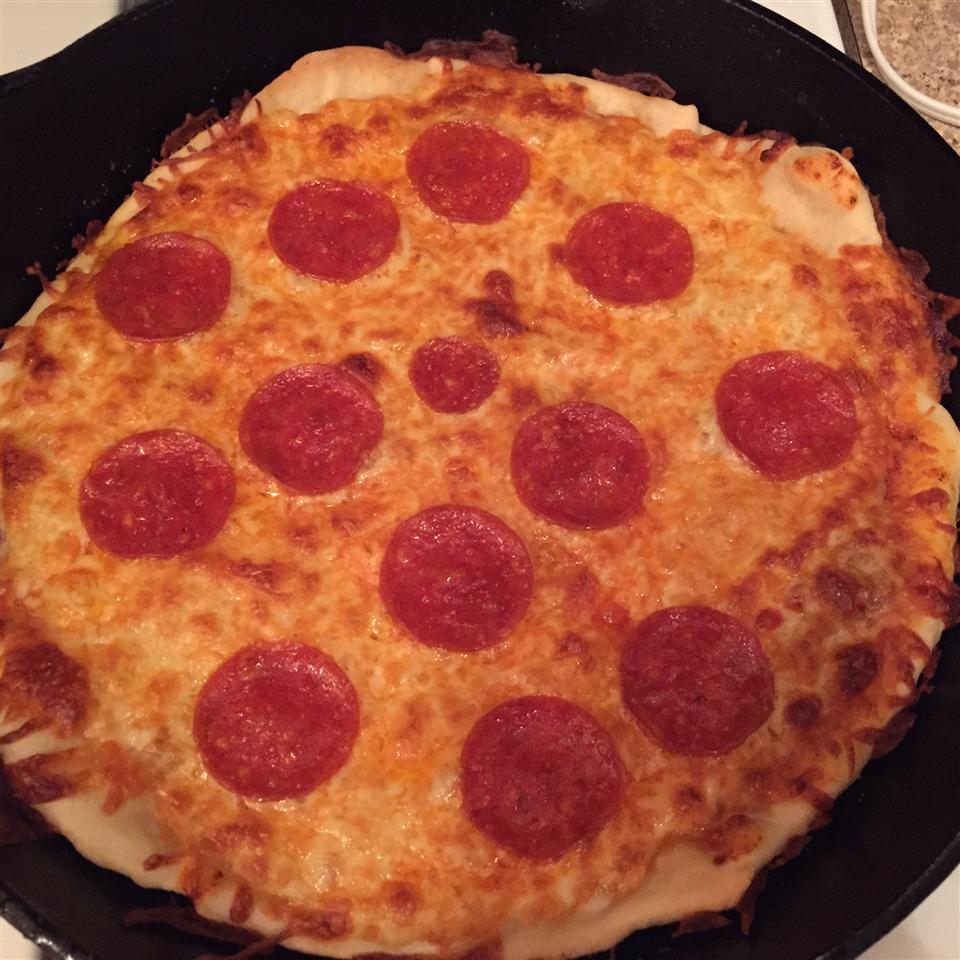 Pizza Dough II Evan