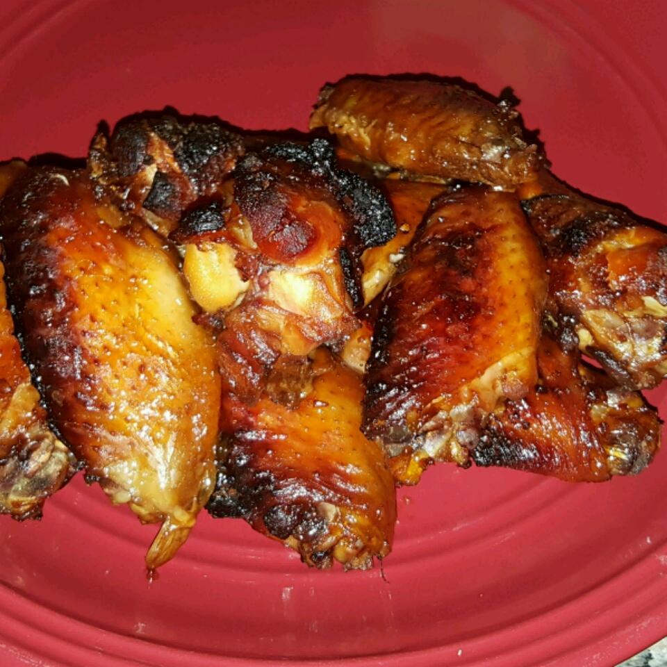 Teriyaki Chicken Wings Jaiarre