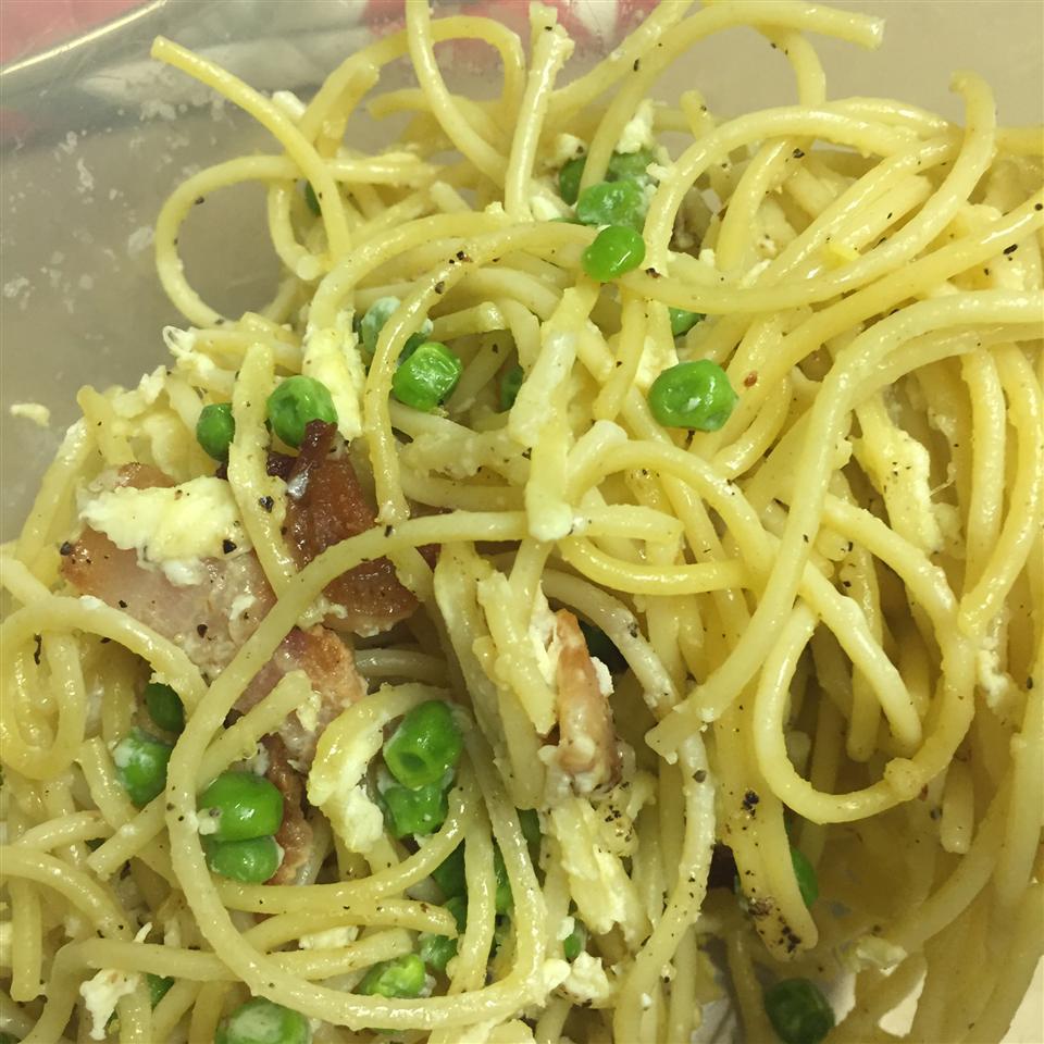 Spaghetti Carbonara I Regan Gramlich-Macdonald