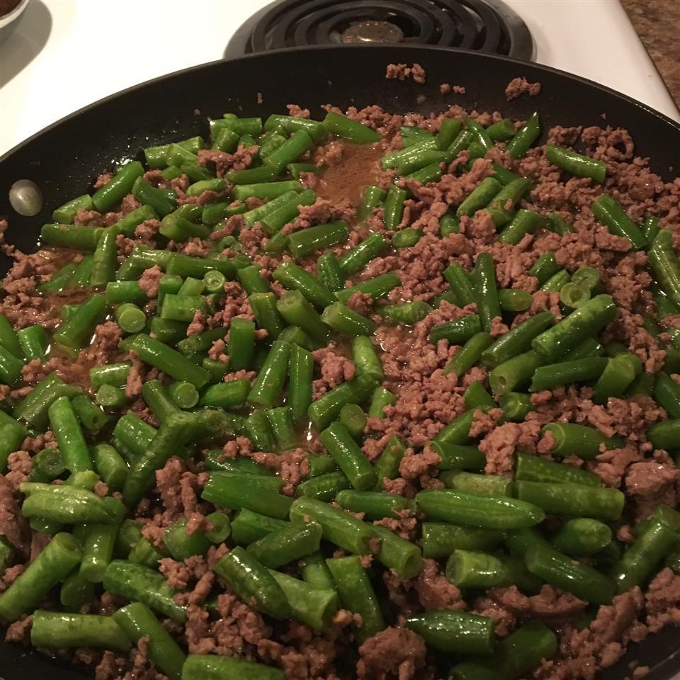 Green Bean Okazu