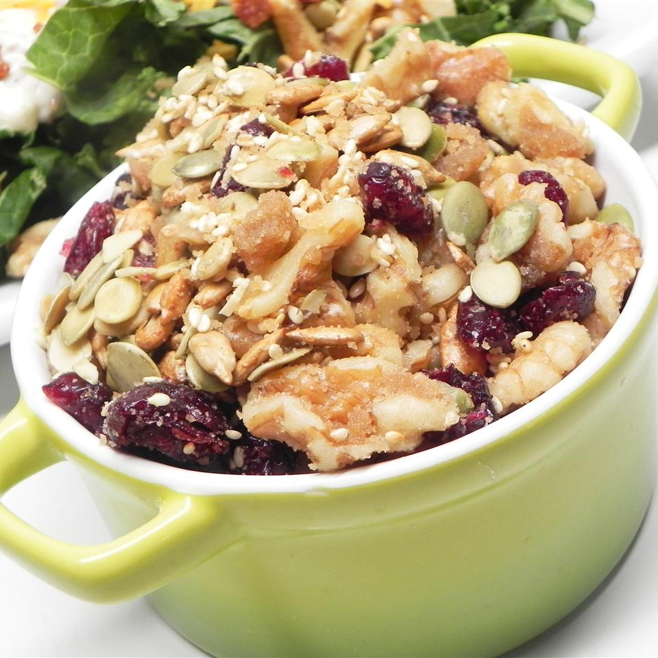 Berry Nut and Seed Crunch