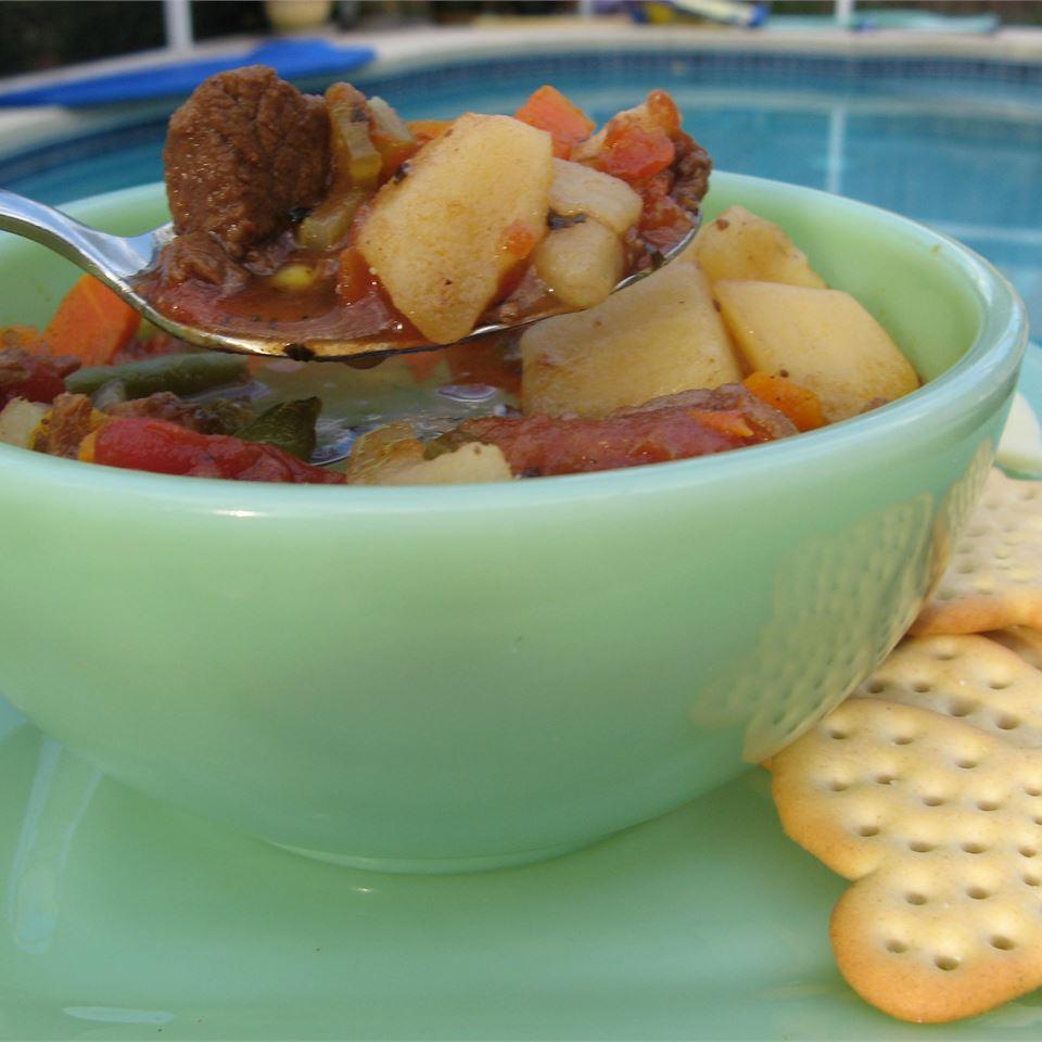Vegetable Beef Soup II Diane Boggs Colbert