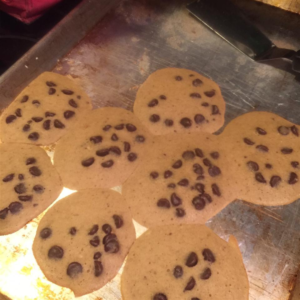 Chocolate Chip Cookies Lite Mariah Nicole Detwiler