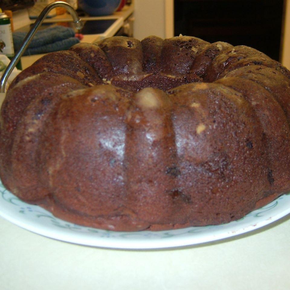 Chocolate Pudding Cake IV