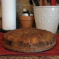Blueberry Coffee Cake III Tiffany Ann C