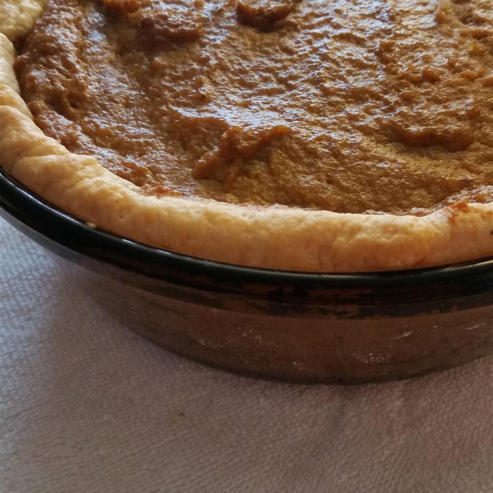 Mrs. Sigg's Fresh Pumpkin Pie Fufu77