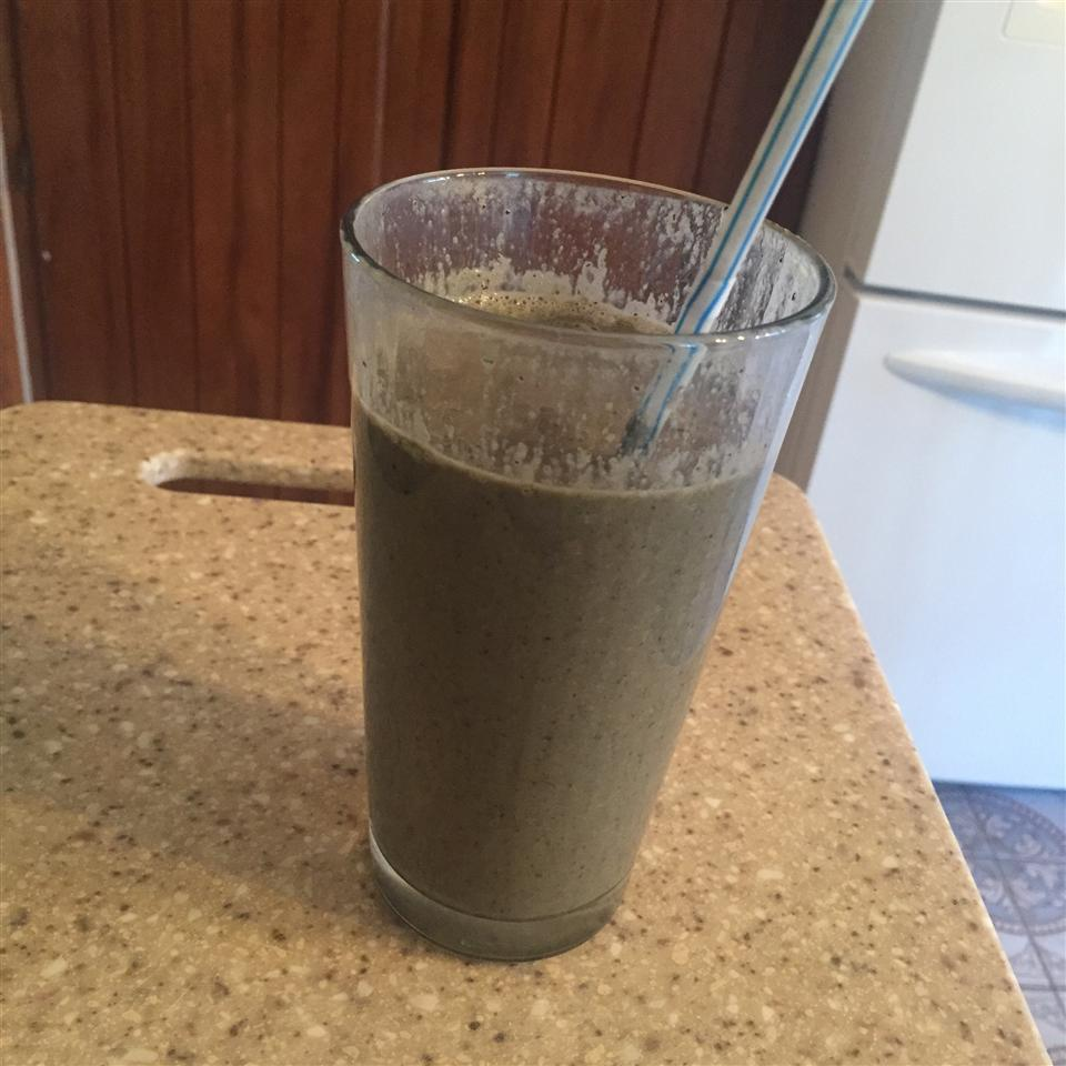 Green Monster - Spinach Smoothie