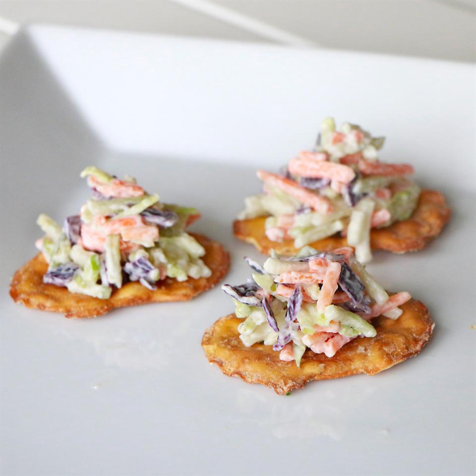 Pretzel Crisps® Creamy Broccoli Slaw