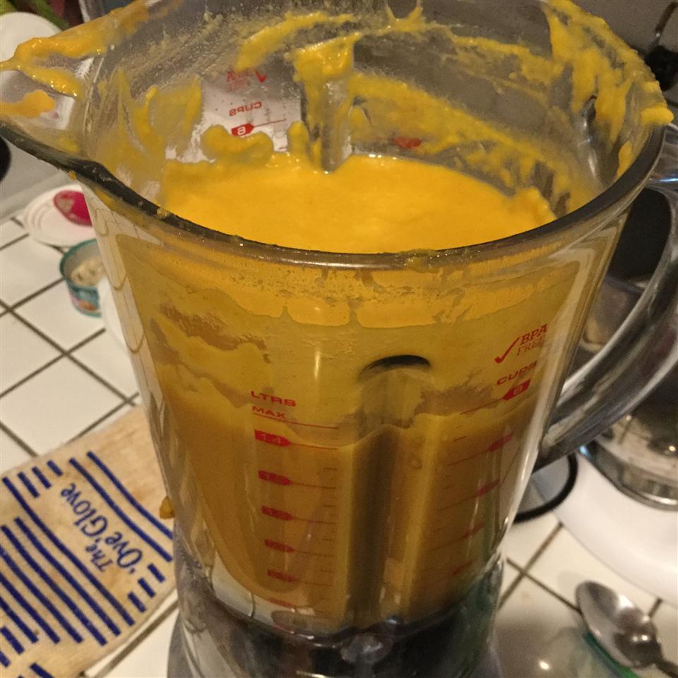 Roasted Butternut Squash Soup Kathleen