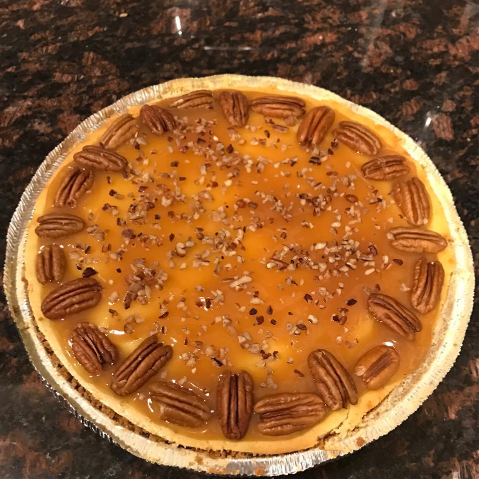 Caramel Apple Cheesecake AmandaJane
