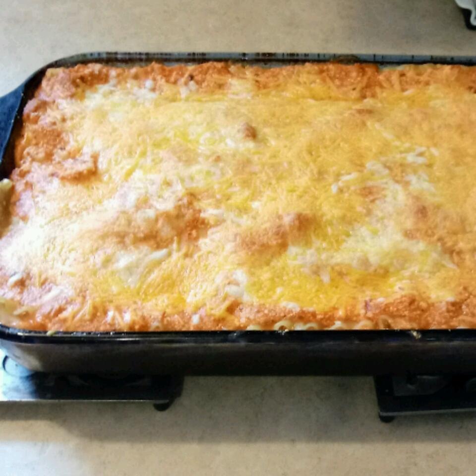 Easy Four Cheese Lasagna Diane Floyd