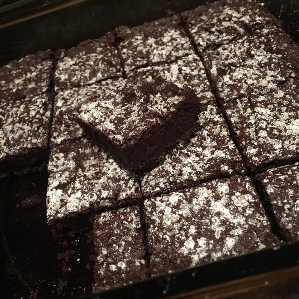 Flourless Brownies lollijul