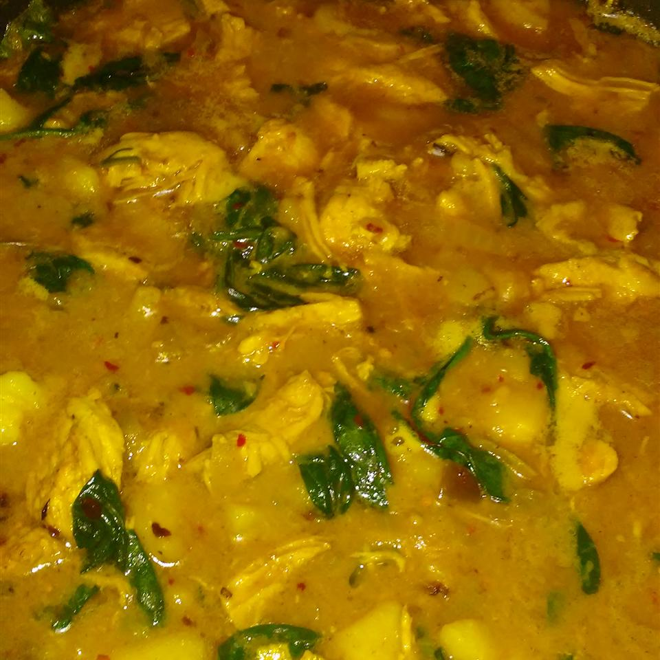 West African Chicken Stew Shakilah