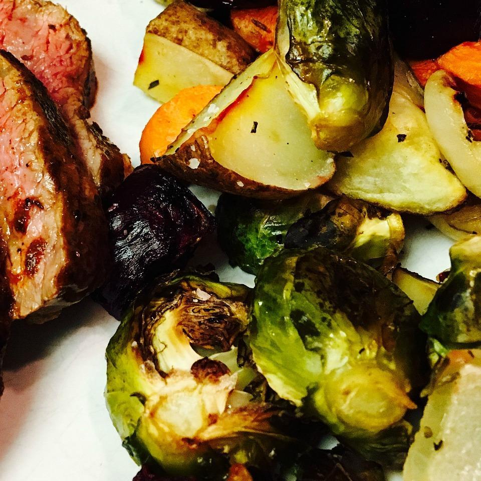 Perfectly Roasted Vegetable Elizabeth