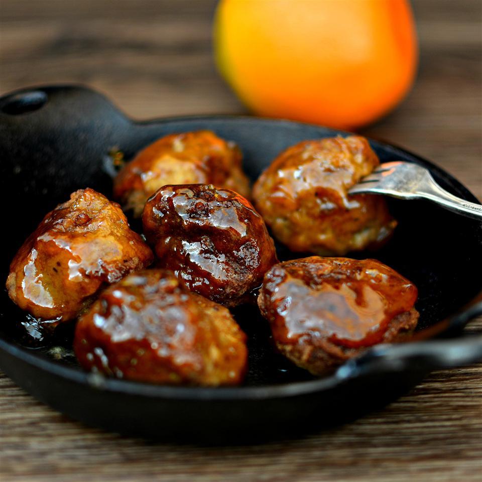Easy Appetizer Meatballs