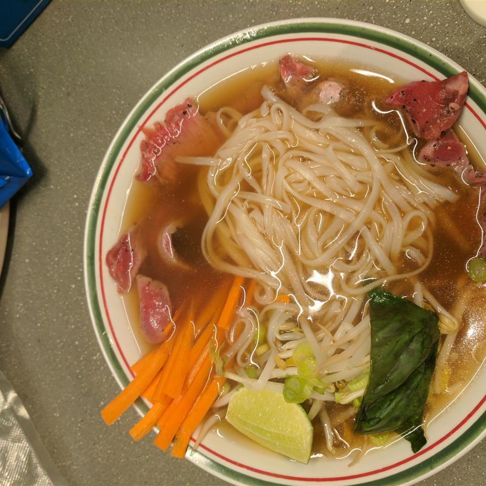 Vietnamese Beef Pho Ben S.