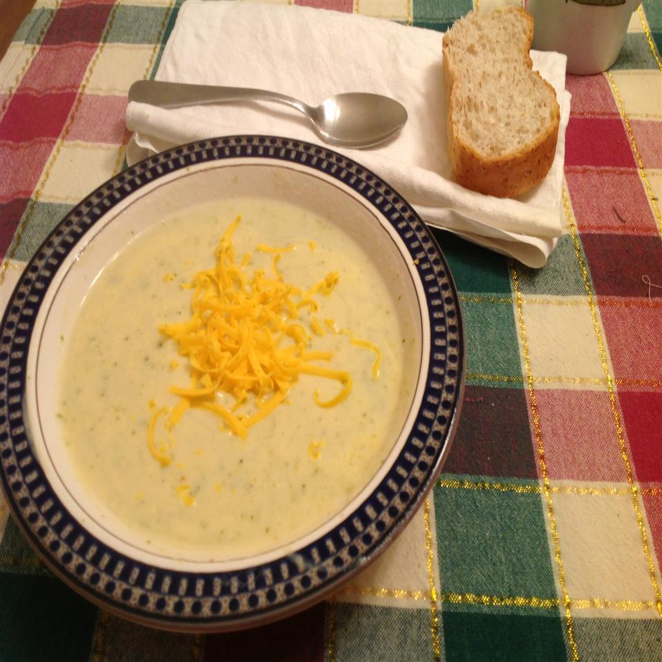 Potato, Broccoli, and Cheese Soup KDcook