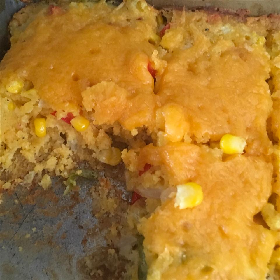 Holly's Shrimp Corn Bread Lisa Glass
