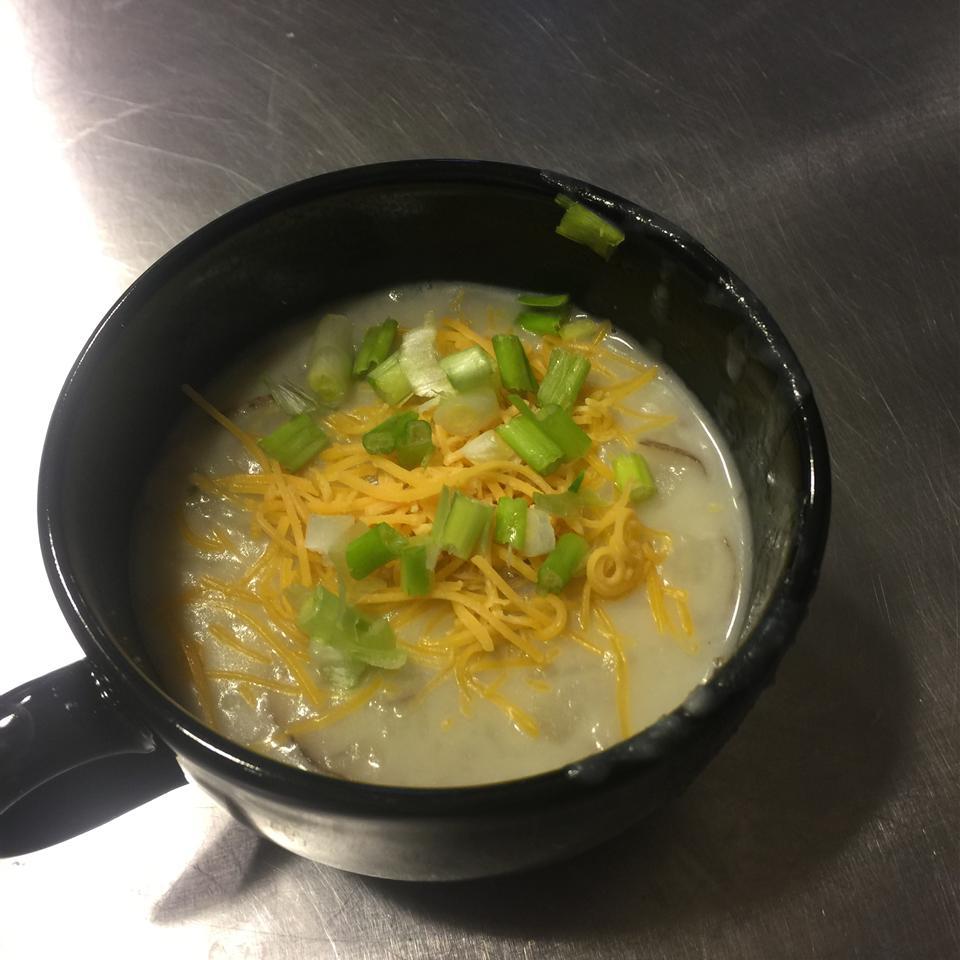 Pat's Cream of Potato Soup