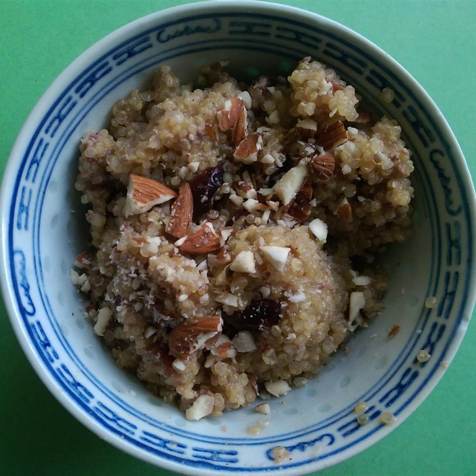 Quinoa Porridge Irene