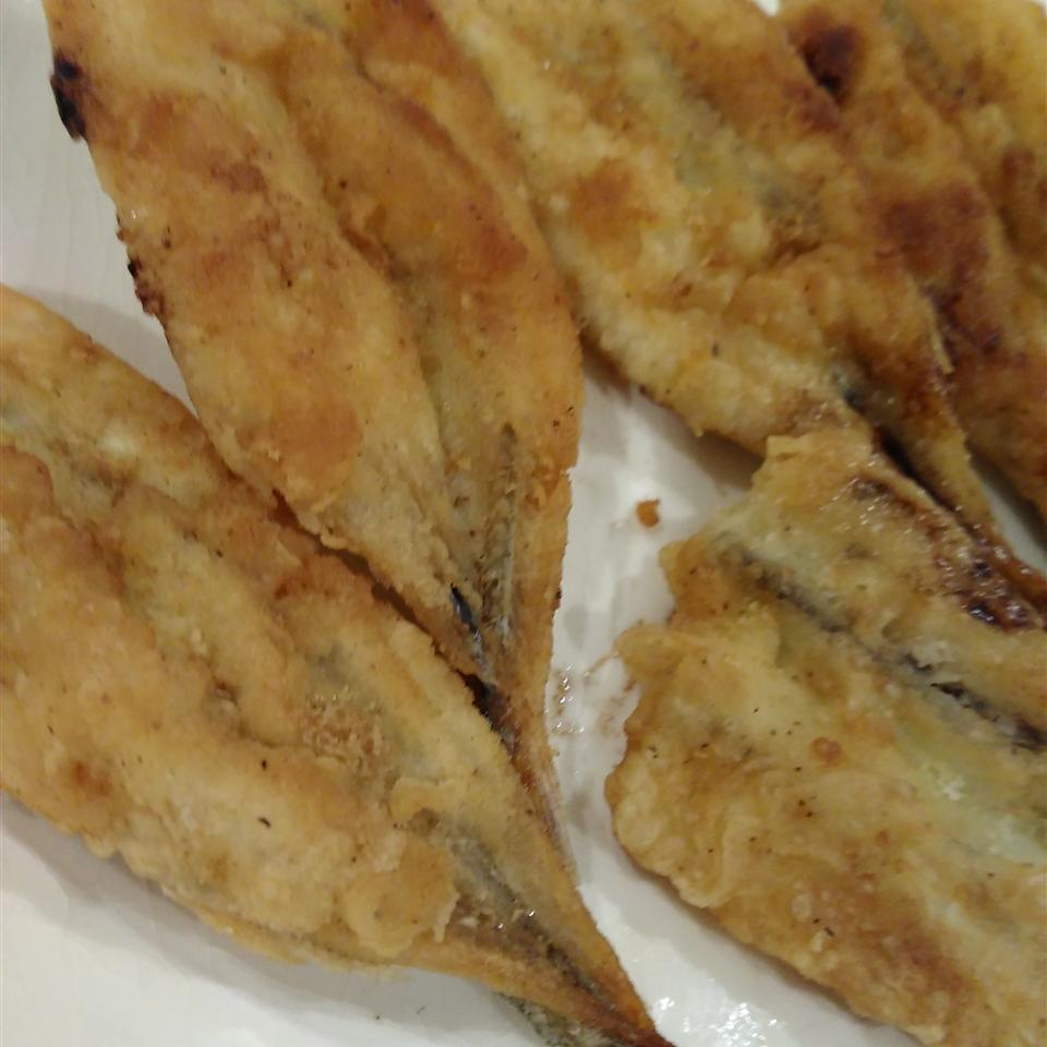 Fried Smelts Bren