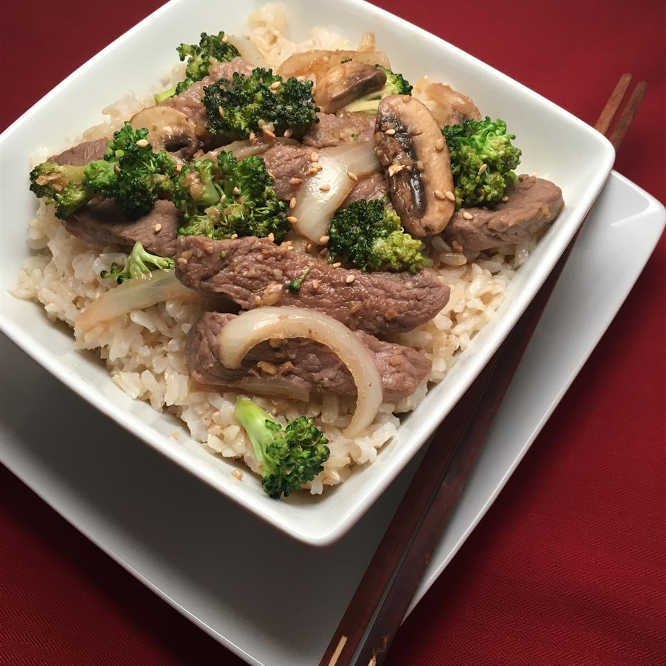 Healthy Steak Stir-Fry
